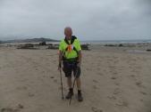 Along the beach to San Vicente De La Barquera