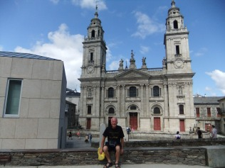 Cathedral at Lugo