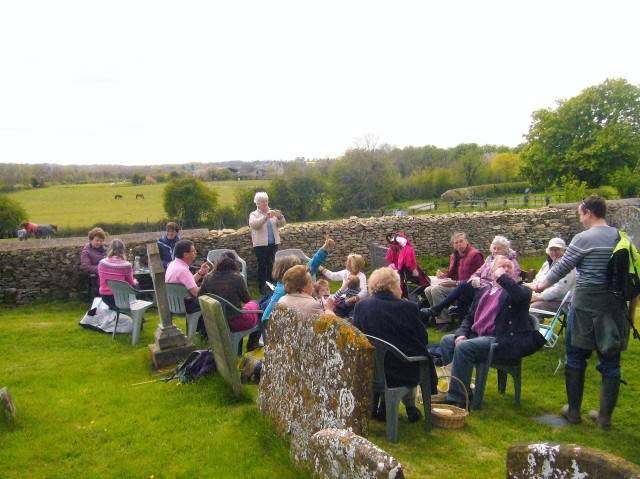 Rogation Sunday Picnic