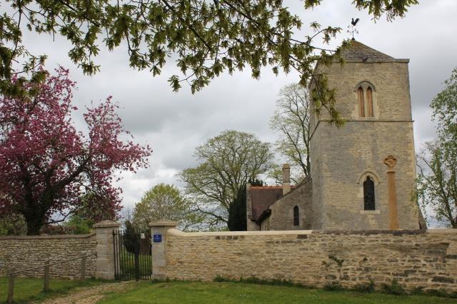 Church of St Andrew Oddington Oxon UK