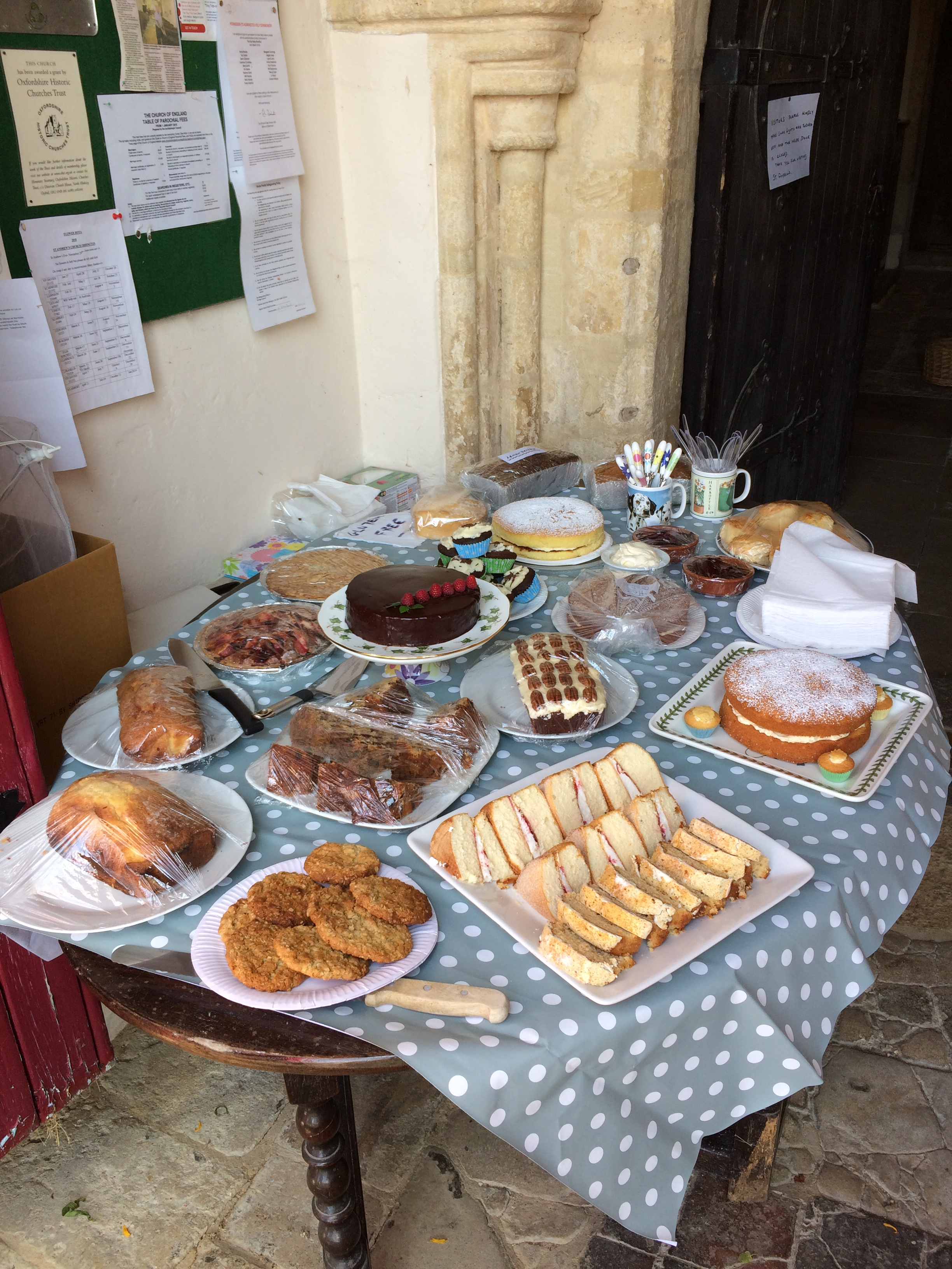 Pop-Up Cafe | St Andrew's Church